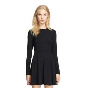 Theory Tillora dress in black